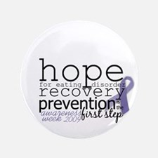 "hope 3.5"" Button (100 pack)"