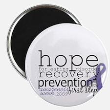 "hope 2.25"" Magnet (100 pack)"