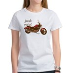 Twilight Jacob Motorcycle Women's T-Shirt