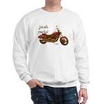 Twilight Jacob Motorcycle Sweatshirt