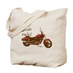 Twilight Jacob Motorcycle Tote Bag