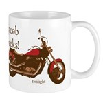 Twilight Jacob Motorcycle Mug
