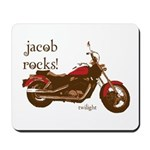 Twilight Jacob Motorcycle Mousepad