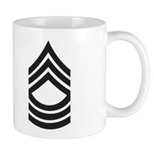 Master Sergeant 11 Ounce Coffee Mug 8