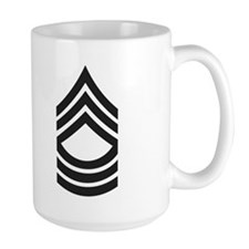 Master Sergeant 15 Ounce Mug 8