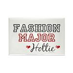 Fashion Major Hottie Rectangle Magnet (100 pack)