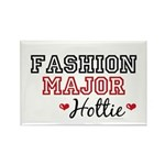 Fashion Major Hottie Rectangle Magnet (10 pack)