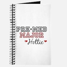 Pre-Med Major Hottie Journal