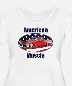 American Muscle Plus Size T-Shirt