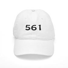 561 Area Code Baseball Baseball Cap
