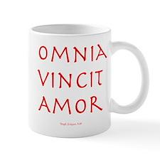 CANE Omnia Vincit Amor Mug