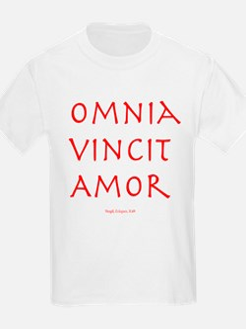 CANE Omnia Vincit Amor T-Shirt