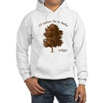 Twilight I'd Rather Be in Forks Hooded Sweatshirt