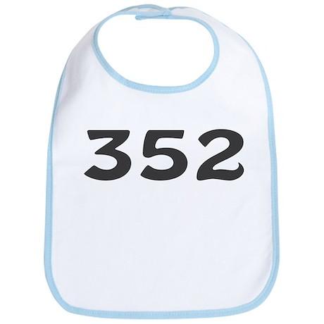 352 Area Code Bib