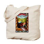 Books and Spider Tote Bag