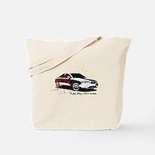 Twilight Stupid Volvo Owner Tote Bag