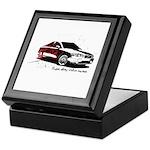 Twilight Stupid Volvo Owner Keepsake Box