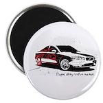 Twilight Stupid Volvo Owner Magnet