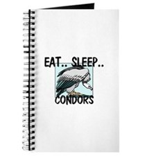Eat ... Sleep ... CONDORS Journal