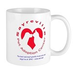 Sayreville Pet Adoption Center Mug