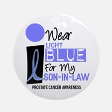 I Wear Light Blue For My Son-In-Law 9 Ornament (Ro