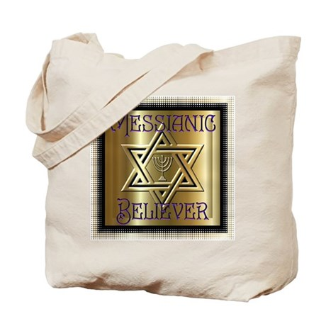 Messianic Believer 2 Tote Bag