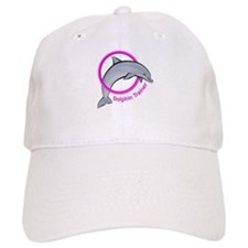 Dolphin Trainer Pink Cap