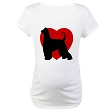 Afghan Hound Valentine's Day Shirt