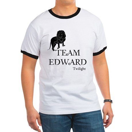 Twilight Team Edward Ringer T