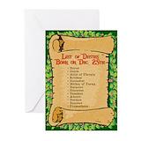 Pagan Greeting Cards (10 Pack)