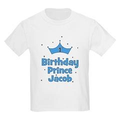 1st Birthday Prince Jacob! T-Shirt