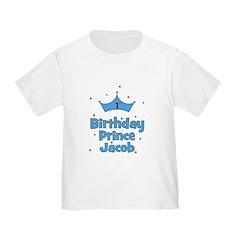 1st Birthday Prince Jacob! T
