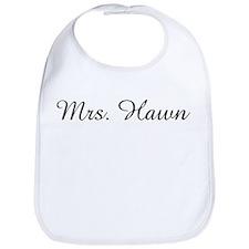 Mrs. Hawn Bib