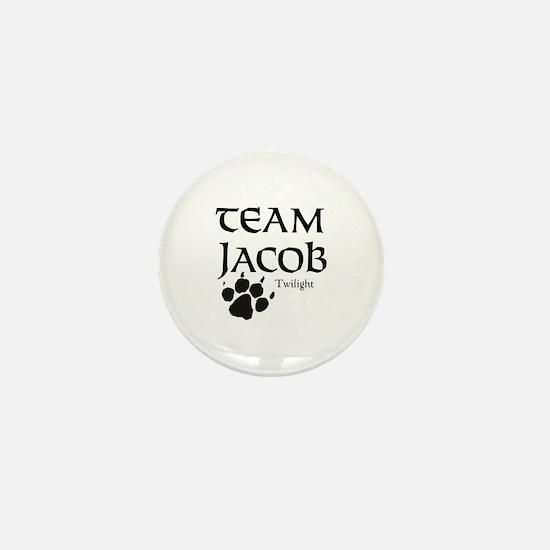 Twilight Team Jacob Paw Mini Button