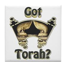 Got Torah? Tile Coaster