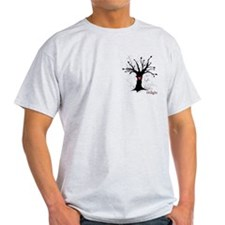 Twilight Edward Bella Tree T-Shirt