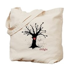 Twilight Edward Bella Tree Tote Bag
