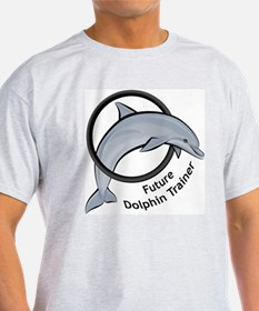 Future Dolphin Trainer T-Shirt