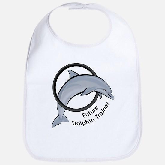 Future Dolphin Trainer Bib