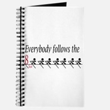 """""""Everbody follows the 8 Seat"""" Journal"""