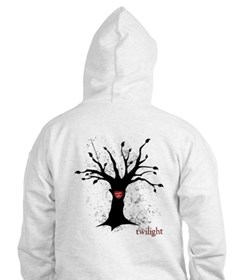 Twilight Hearts Collage Hoodie