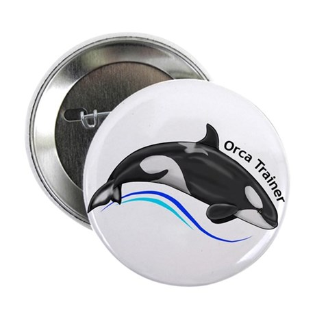 "Orca Trainer 2.25"" Button (10 pack)"