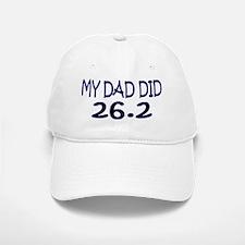 My Dad Did 26.2 Baseball Baseball Cap