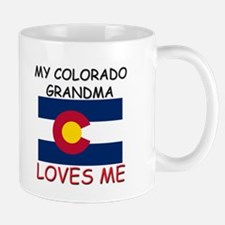 My Colorado Grandma Loves Me Mug