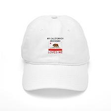 My California Grandma Loves Me Baseball Cap