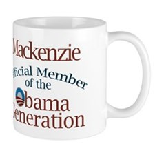 Mackenzie - Obama Generation Mug