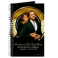 President Obama Inauguration Journal