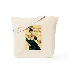 La Revue Blanche Tote Bag