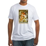 L'Ermitage Fitted T-Shirt