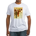 l'Escarmouche Fitted T-Shirt